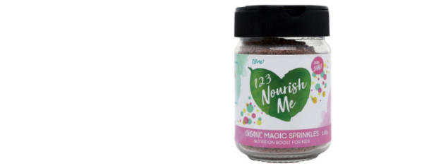 Nourish Me Magic Sprinkles for Kids