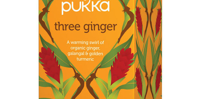 Pukka Tea - Three Ginger