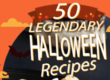 50 Legendary Halloween Recipes