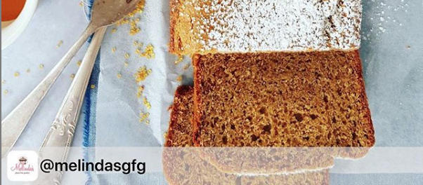 Melinda's Gluten-Free Gingerbread