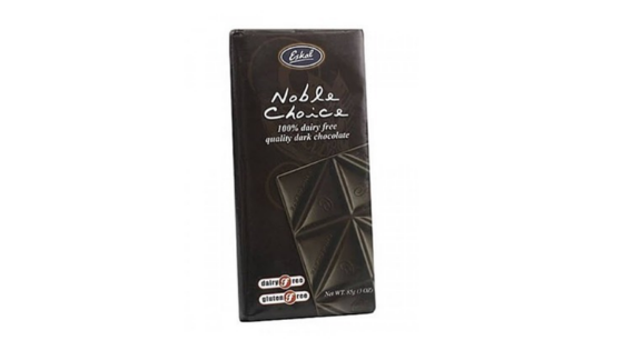 Eskal Dairy-Free Dark Chocolate