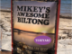 Mikey's Awesome Biltong
