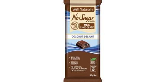 well naturally chocolate